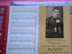 CALENDARIETTO 2000 G.CODICE' - Calendari