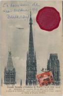 1910 - Grande Semaine DÂviation Rouch 19.-26. Juin 1910 - MORANE Sur Monoplan Blériot - Evénements
