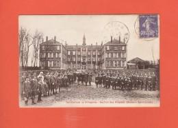 * CPA..dépt 93..VILLEPINTE  :  Sanatorium : Section Des Fillettes  ( Division Saint Louis )   : Voir Les 2 Scans - Villepinte