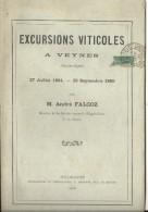 EXCURSIONS VITICOLES A VEYNES . 05 - Jardinería