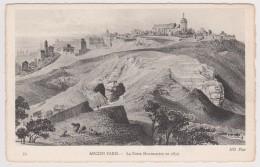D 75 - ANCIEN PARIS - 73 - La Butte Montmartre En 1850 - France