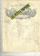 75 - Paris - PARIS - Facture LORILLEUX - Encres D'imprimerie – 1896 - REF 238 - France