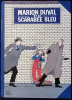 Yvan Pommaux / Nicole Pommaux - Marion Duval  Et Le Scarabée Bleu - Astrapi - ( E.O 1983 ) . - Bücher, Zeitschriften, Comics