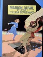 Yvan Pommaux / Nicole Pommaux - Marion Duval  Et La Voix D'Élisa Beauchant - Astrapi - ( E.O 1984 ) . - Bücher, Zeitschriften, Comics