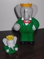 "FIGURINE BABAR ""BRUNHOFF"" - Figurines"