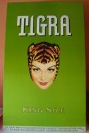 Panneau Publicitaire Cigarette Tigra - Objets Publicitaires