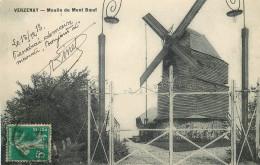 51 - MARNE - Verzenay - Moulin Du Mont Boeuf - Autres Communes