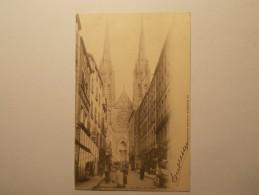 Carte Postale - CLERMONT FERRAND (63) - La Rue Des Gras (78A) - Clermont Ferrand