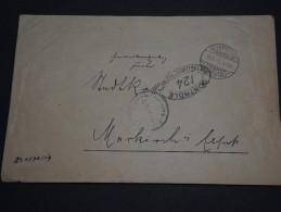 ALLEMAGNE - Enveloppe En Franchise De Petersthal Pour Markirch 1919 Avec Contrôle Militaire- A Voir - L 777 - Germany