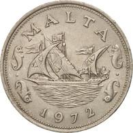 Malte, 10 Cents, 1972, British Royal Mint, SUP, Copper-nickel, KM:11 - Malte