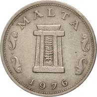 Malte, 5 Cents, 1976, British Royal Mint, TTB+, Copper-nickel, KM:10 - Malta