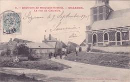 CPA 80 @ SUZANNE Près BRAY Sur SOMME @ La Rue Du Calvaire En 1905 - Autres Communes