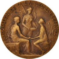 France, Medal, Épargne Et Solidarité De L'Enfance, Politics, Society, War - France