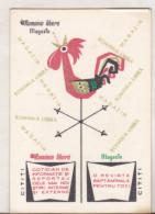 Romanian Small Calendar - 1968 - Romania Libera Magazin -  Free Romania Magazine - Calendriers