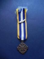Mini Medaglia Militare -ME37 - Gettoni E Medaglie
