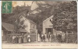 CHANTEMESLE           L  ESPERANCE          MAISON   HOEBEKE - Otros Municipios