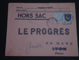 FRANCE – Env HORS SAC – A étudier - Détaillons Collection - A Voir- N° 17420 - Posttarife