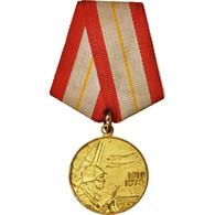 Russie, Army Forces 60th Anniversary, Medal, 1978, Très Bon état, Bronze - Militari