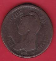 France Révolutionnaire - 1 Décime - An 8 AA - France