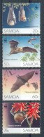 Mwe145s WWF FAUNA VLEERMUIS VLEERMUIZEN FRUIT BATS FLUGHUND FLEDERMÄUSE CHAUVE SOURIS SAMOA 1993 PF/MNH - W.W.F.