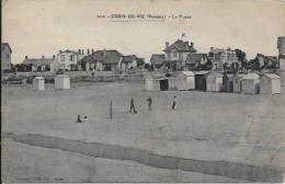 CPA Vendée Circulé Croix De Vie - Otros Municipios