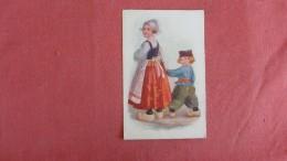 Dutch Children   Ref 2271 - Europe