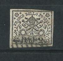 ESTADOS PONTIFICIOS 1852-64, ITALIA ESTADOS ANTIGUOS - Estados Pontificados