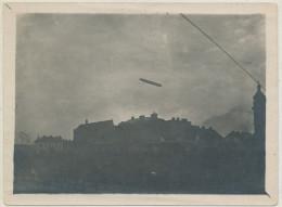 1913 - Zeppelinbesuch In Wien - Photographie