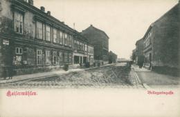 AT KAISERMUHLEN / Bellegardegaffe / - Vienne