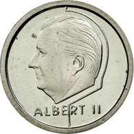 Monnaie, Belgique, Albert II, Franc, 1995, Bruxelles, SPL, Nickel Plated Iron - 02. 1 Franc