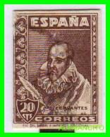 ESPAÑA -   ( EUROPA )  PRUEBA DE COLOR UTILIZADO PARA ENTERO POSTAL - Ensayos & Reimpresiones
