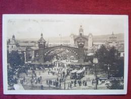 CZECH / PRAHA - PRAG / VYSTAVISTE / EXHIBITION / 1923 - Tchéquie