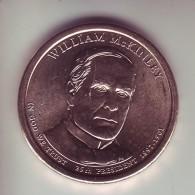Stati Uniti - 1 Dollaro Mc Kinley - Zecca D - Emissioni Federali