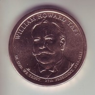 Stati Uniti - 1 Dollaro Taft - Zecca D - Emissioni Federali