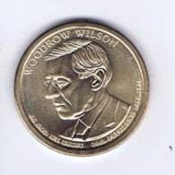 Stati Uniti - 1 Dollaro Wilson - Zecca P - Emissioni Federali