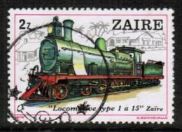 ZAIRE   Scott # 941 VF USED - 1980-89: Used