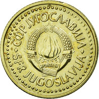 Monnaie, Yougoslavie, Dinar, 1982, TTB+, Nickel-brass, KM:86 - Joegoslavië