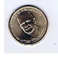 Stati Uniti - 1 Dollaro Eisenhower - Zecca P - Emissioni Federali