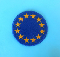 EUROPEAN UNION - Embroidered Patch * EU Ecusson Flicken Toppa Parche - Patches