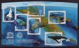 Nouvelle-Calédonie - Bloc-feuillet N° 39 Neuf ** - Lagons - Faune - Blocks & Sheetlets
