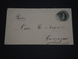 EQUATEUR - Entier Postal Pour Guayaquil  - A Voir - L 856 - Equateur