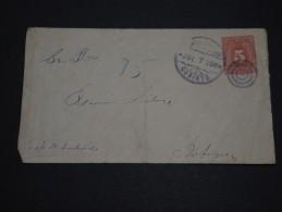NICARAGUA - Entier Postal Pour Le Guatemala En 1896  - A Voir - L 859 - Nicaragua