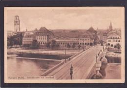 Old Card Of Mulheim,North Rhine-Westphalia In Germany.N42.