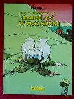 Le Genie Des Alpages 3 Barre Toi De Mon Herbe Dargaud 1984 F Murr - Génie Des Alpages, Le