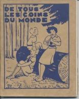 RECUEIL De CHANTS - De Tous Les Coins Du Monde  - ECLAIREURS De FRANCE - SCOUTS - SCOUTISME -  8 Scans - Livres, BD, Revues