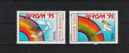 1995 -  EUROPA  Mi 5084/5085 Et Yv 4244/4245 MNH - 1948-.... Republiken
