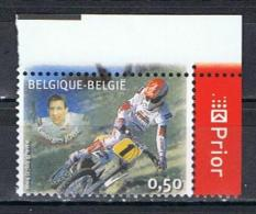 België 2004 Xxx 3340 JOBE GEORGES Wereldkampioen Motorcross - België