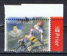 België 2004 Xxx 3340 JOBE GEORGES Wereldkampioen Motorcross - Neufs