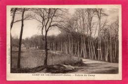38 ISERE, Camp De CHAMBARAN, Entrée Du Camp, 1931,  (Raymond) - Casernes