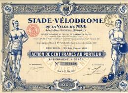 Stade Vélodrome De Nice - Deportes
